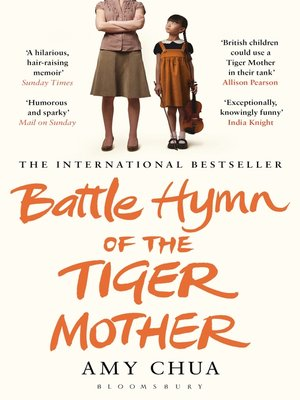 Battle Hymn Of The Tiger Mother Epub