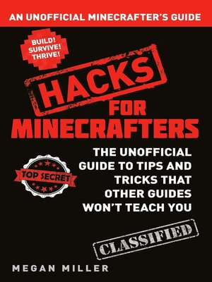 cover image of An Unofficial Minecrafters Guide