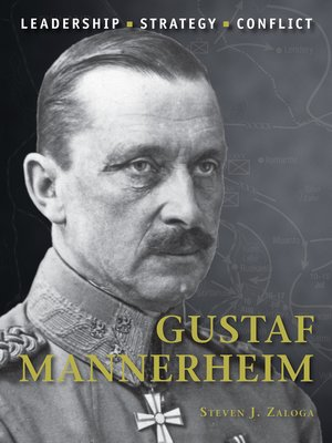 cover image of Gustaf Mannerheim