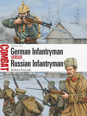 cover image of German Infantryman vs Russian Infantryman