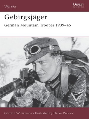 cover image of Gebirgsjager