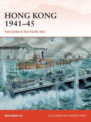 cover image of Hong Kong 1941-45