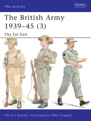 cover image of The British Army 1939–45 (3)