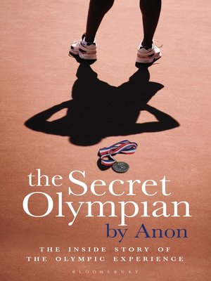 cover image of The Secret Olympian