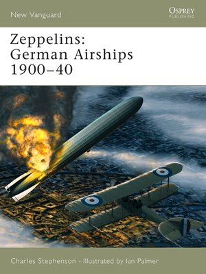 cover image of Zeppelins