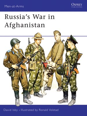 cover image of Russia's War in Afghanistan