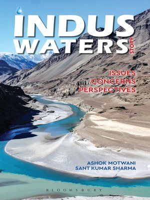 cover image of Indus Waters Story