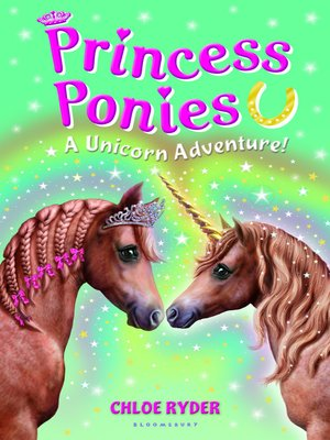 cover image of A Unicorn Adventure!