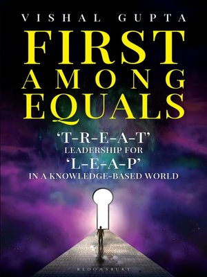cover image of First among Equals