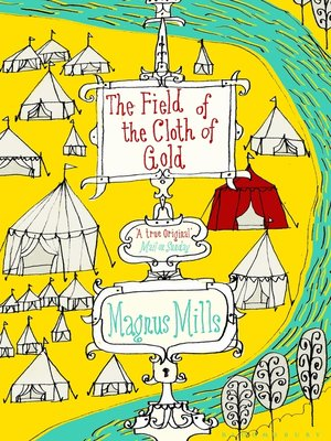 cover image of The Field of the Cloth of Gold