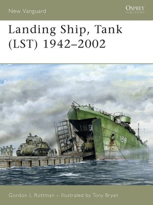 cover image of Landing Ship, Tank (LST) 1942-2002