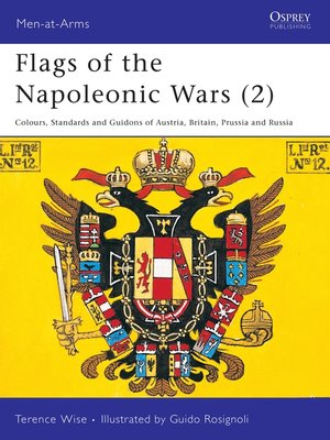 cover image of Flags of the Napoleonic Wars (2)