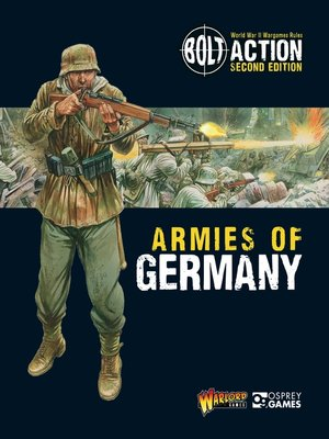 cover image of Armies of Germany: