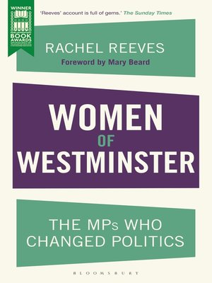 cover image of Women of Westminster
