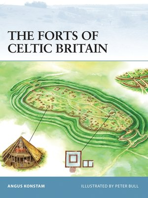 cover image of The Forts of Celtic Britain