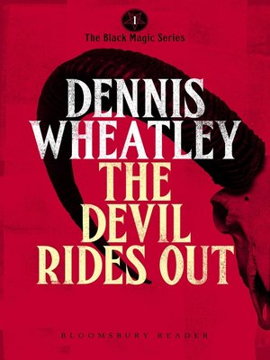 cover image of The Devil Rides Out