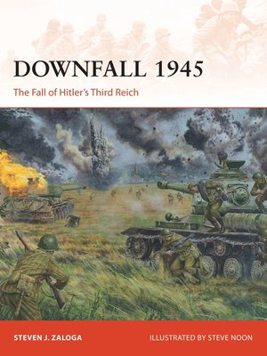cover image of Downfall 1945