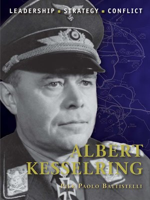 cover image of Albert Kesselring
