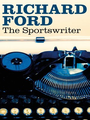 cover image of The Sportswriter