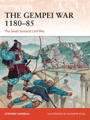 cover image of The Gempei War 1180–85