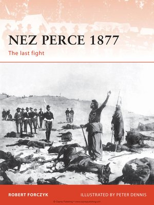 cover image of Nez Perce 1877