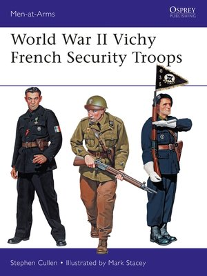 cover image of World War II Vichy French Security Troops