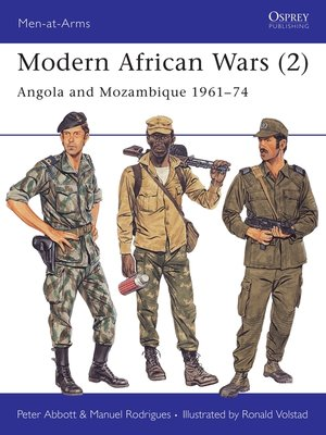 cover image of Modern African Wars (2)