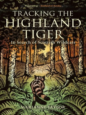 cover image of Tracking the Highland Tiger