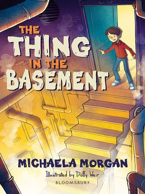 cover image of The Thing in the Basement