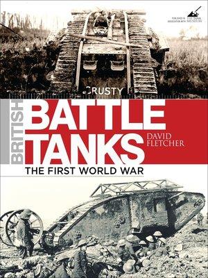 cover image of British Battle Tanks