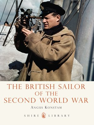 cover image of The British Sailor of the Second World War