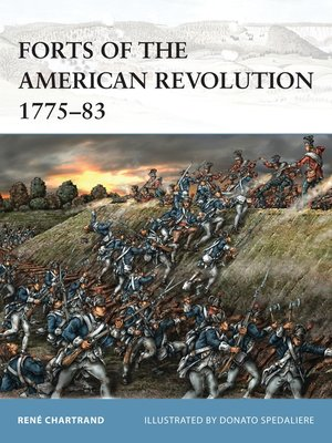 cover image of Forts of the American Revolution 1775-83