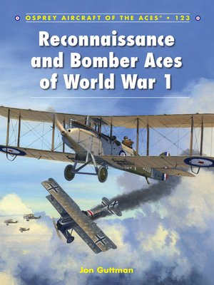 cover image of Reconnaissance and Bomber Aces of World War 1