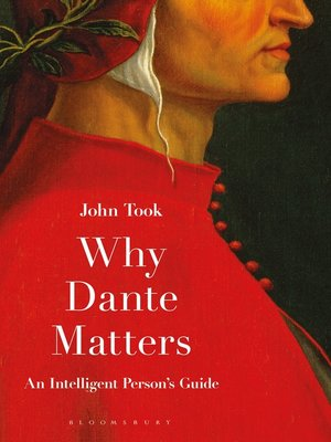 cover image of Why Dante Matters