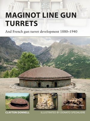 cover image of Maginot Line Gun Turrets