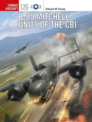 cover image of B-25 Mitchell Units of the CBI