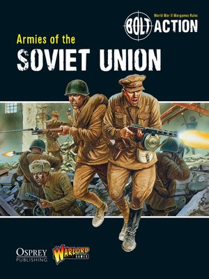 cover image of Armies of the Soviet Union