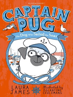 cover image of Captain Pug