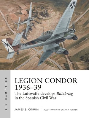 cover image of Legion Condor 1936–39