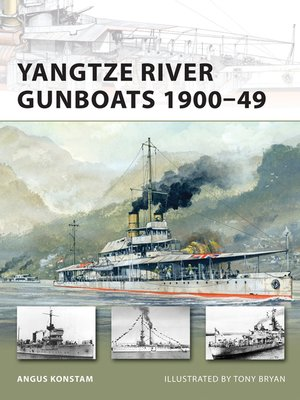 cover image of Yangtze River Gunboats 1900–49