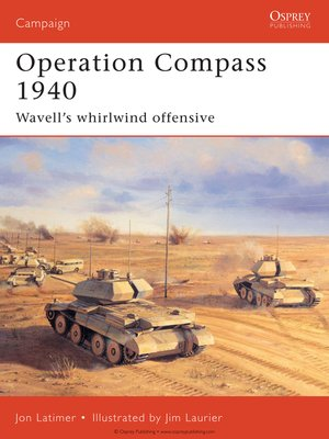 cover image of Operation Compass 1940