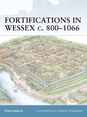 cover image of Fortifications in Wessex c. 800–1066