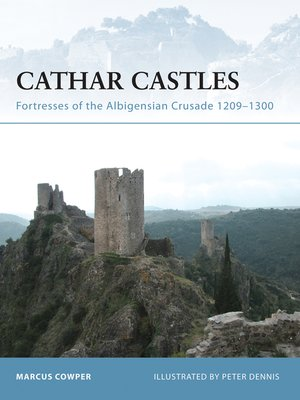 cover image of Cathar Castles