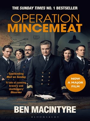 cover image of Operation Mincemeat