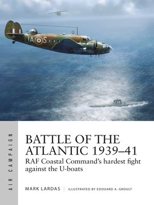 cover image of Battle of the Atlantic 1939–41