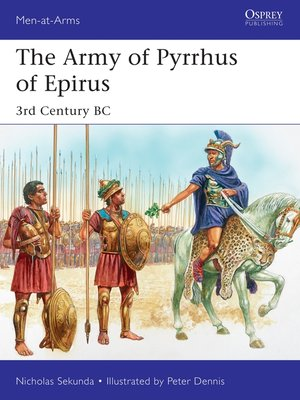 cover image of The Army of Pyrrhus of Epirus