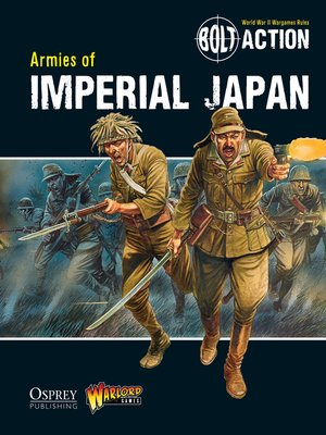 cover image of Armies of Imperial Japan
