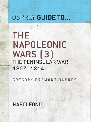 cover image of The Napoleonic Wars, Volume 3