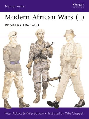 cover image of Modern African Wars (1)