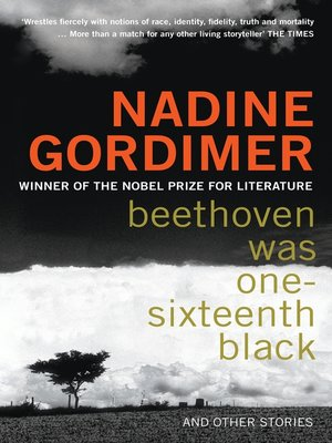 cover image of Beethoven Was One-sixteenth Black